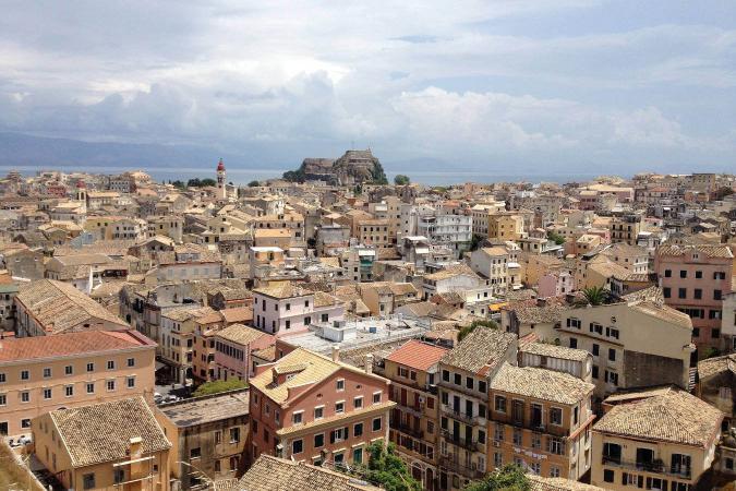 Old Town, Corfu Town